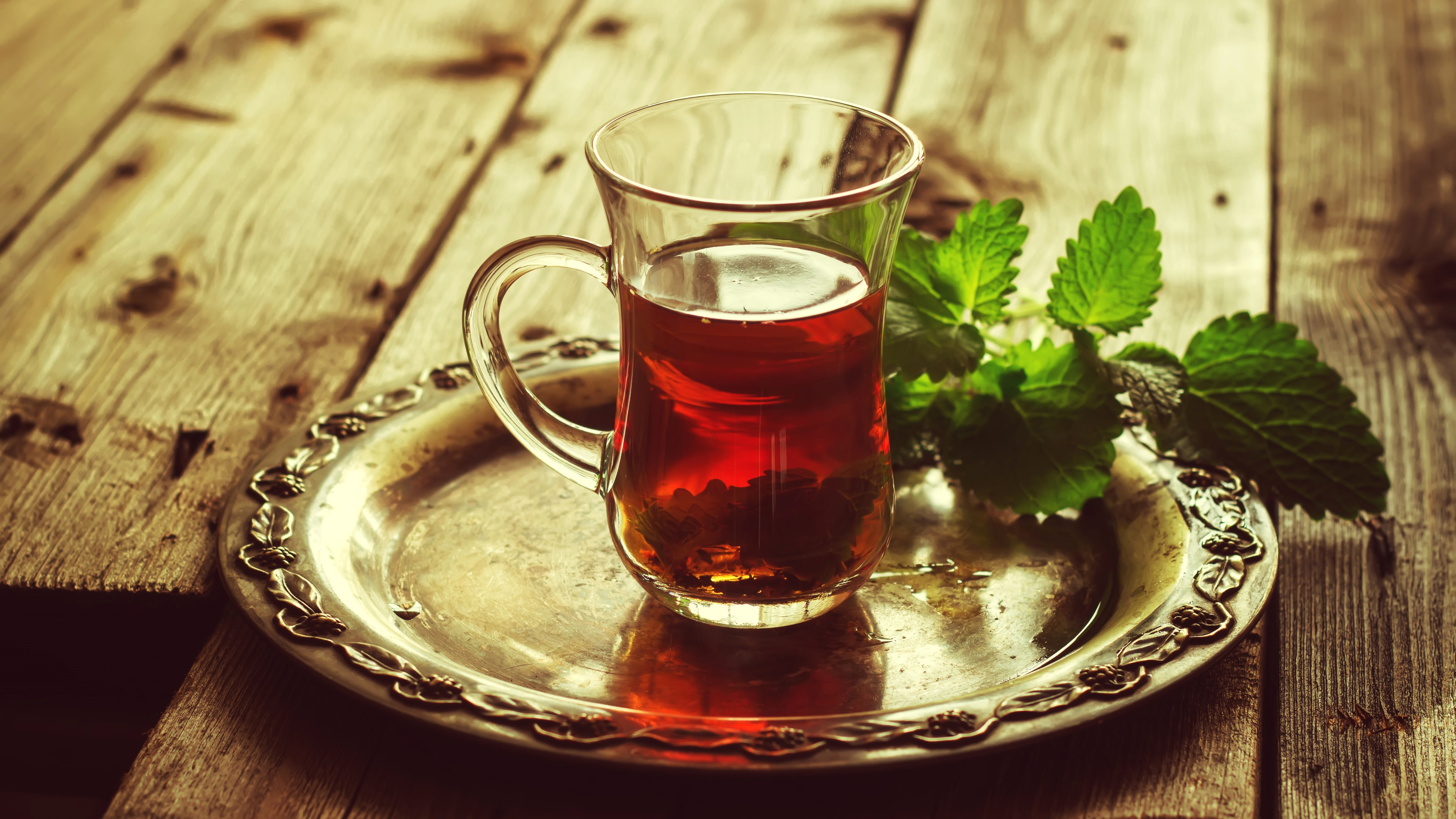 Wallpaper One Cup Of Tea Mint 3840x2160 Uhd 4k Picture Image