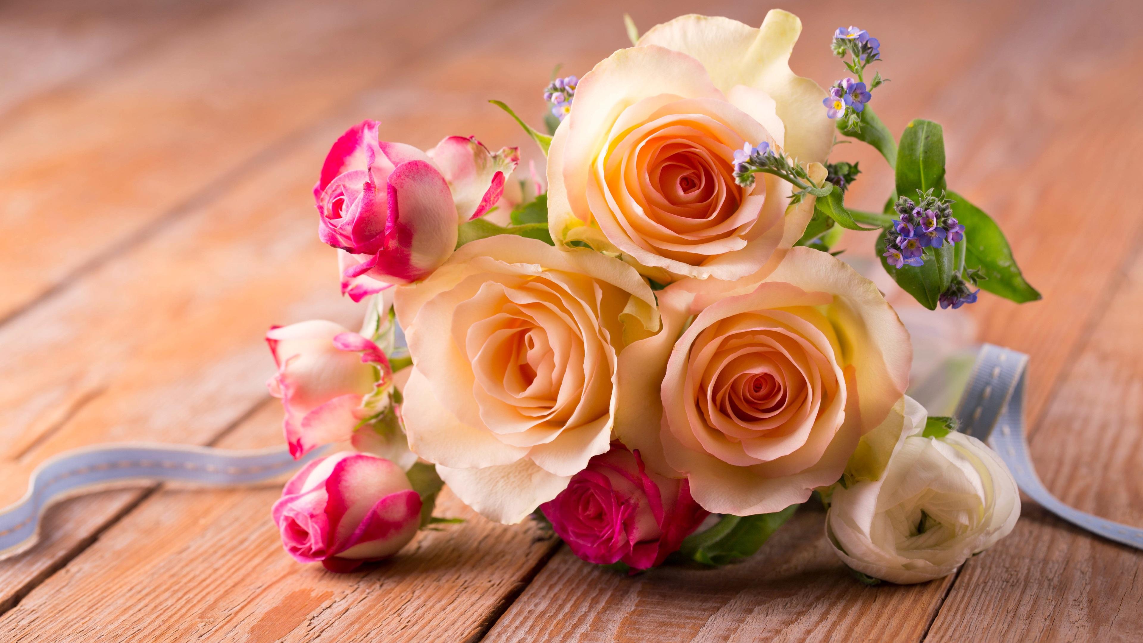 Fondo De Pantalla Flores Blancas En Fondo Rosa: Fondos De Pantalla Ramo Rosas, Rosas Y Flores Blancas