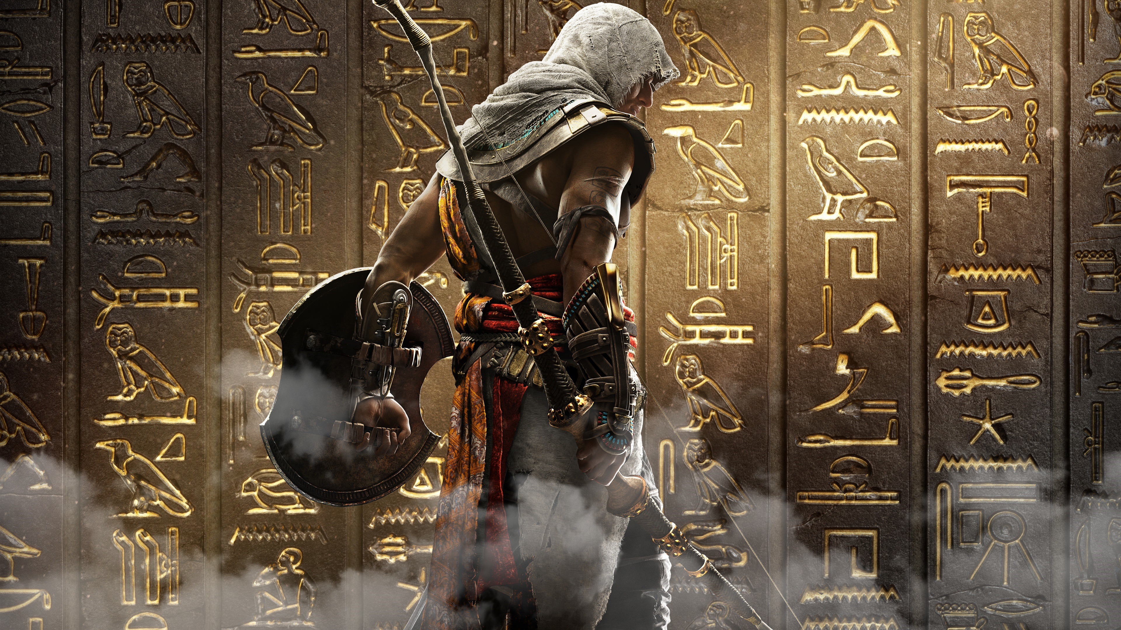 Fondos De Pantalla Assassins Creed Origins Ubisoft Vista