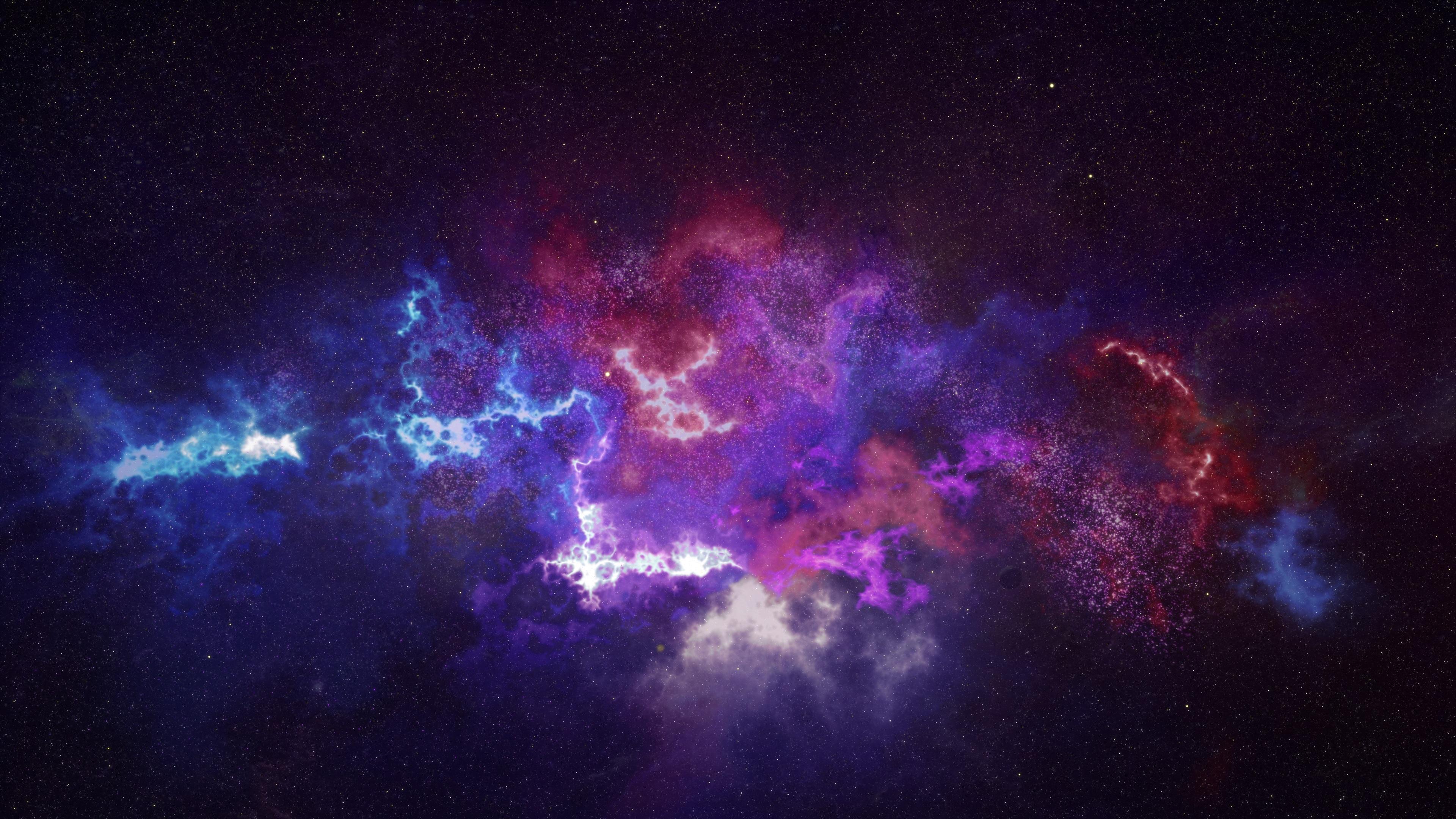 Fonds D'écran Galaxie, Constellation, étoilée, Espace