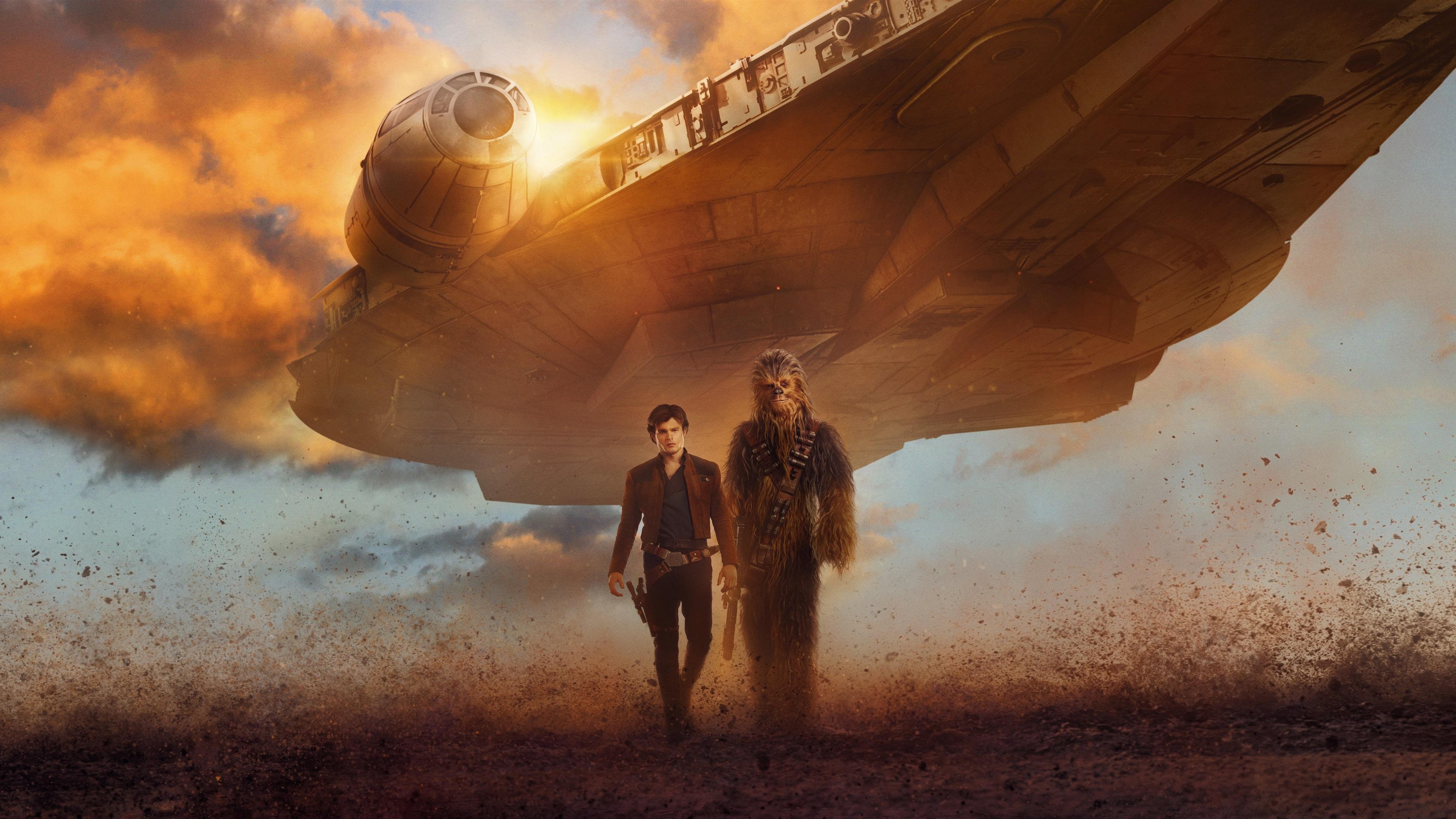 Star Wars Raumschiff Mann Krieger 3840x2160 Uhd 4k