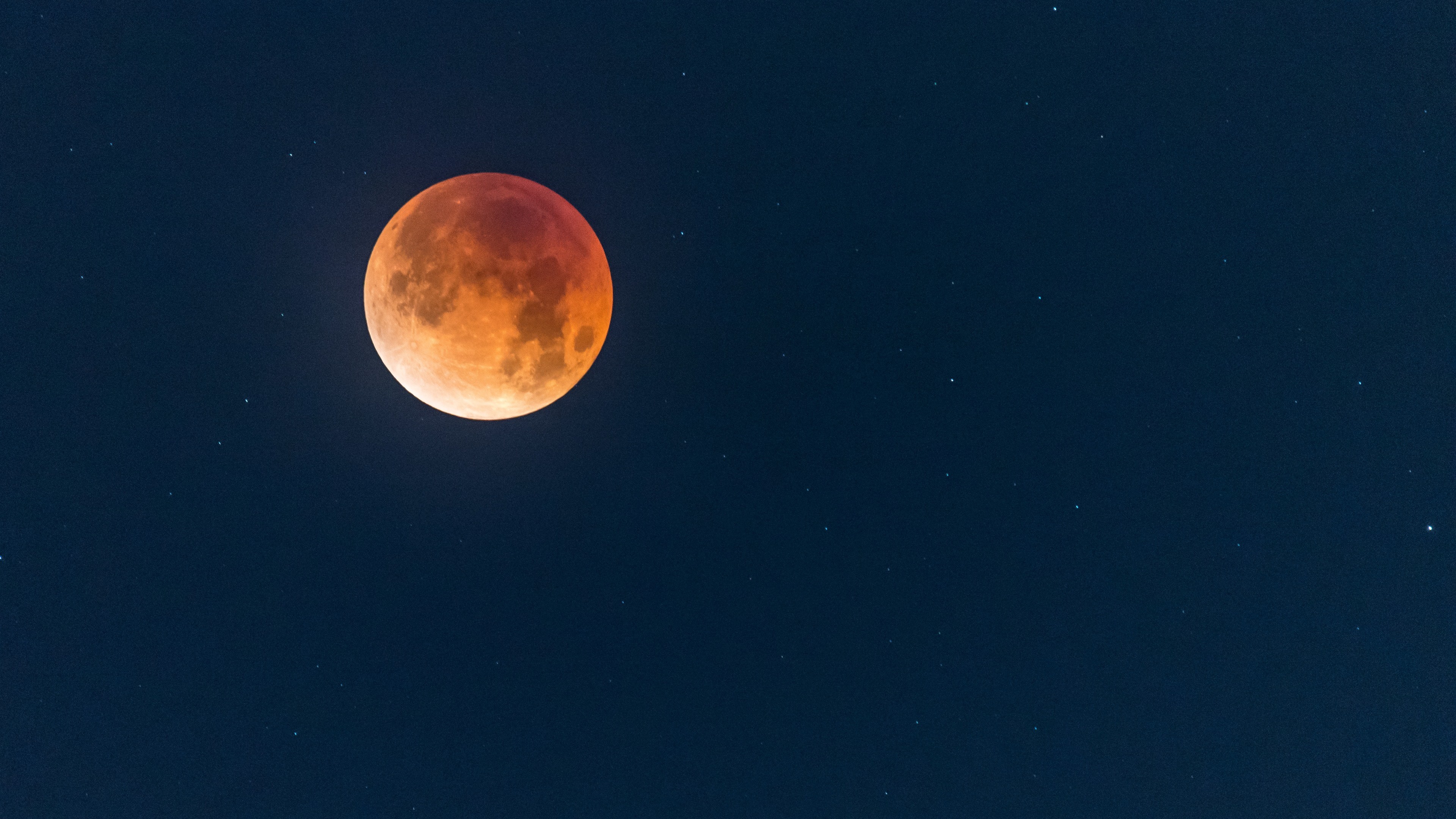 View Fool Moon Night 4K Gif