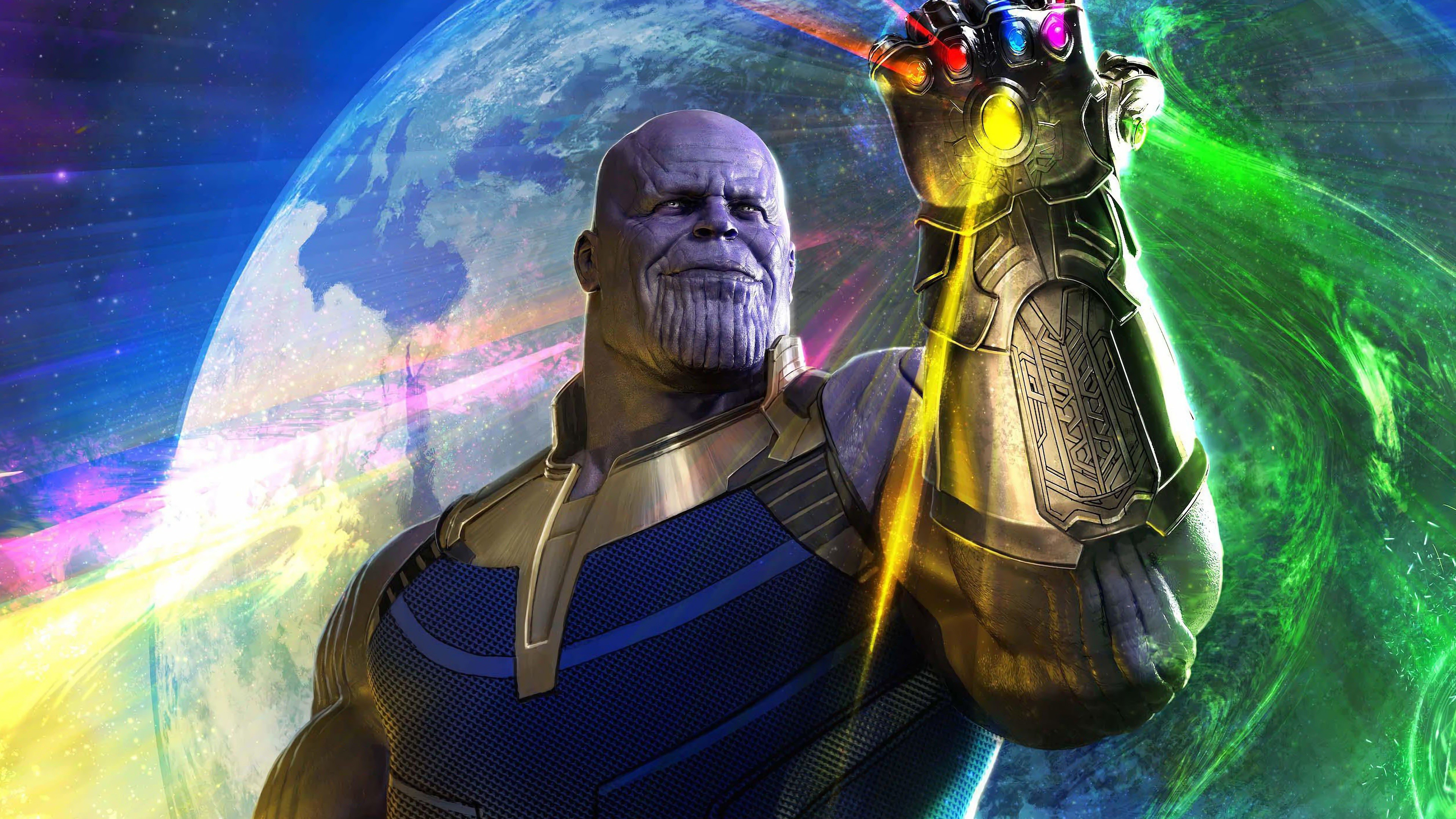 Wallpaper Thanos Avengers Infinity War 3840x2160 Uhd 4k Picture Image