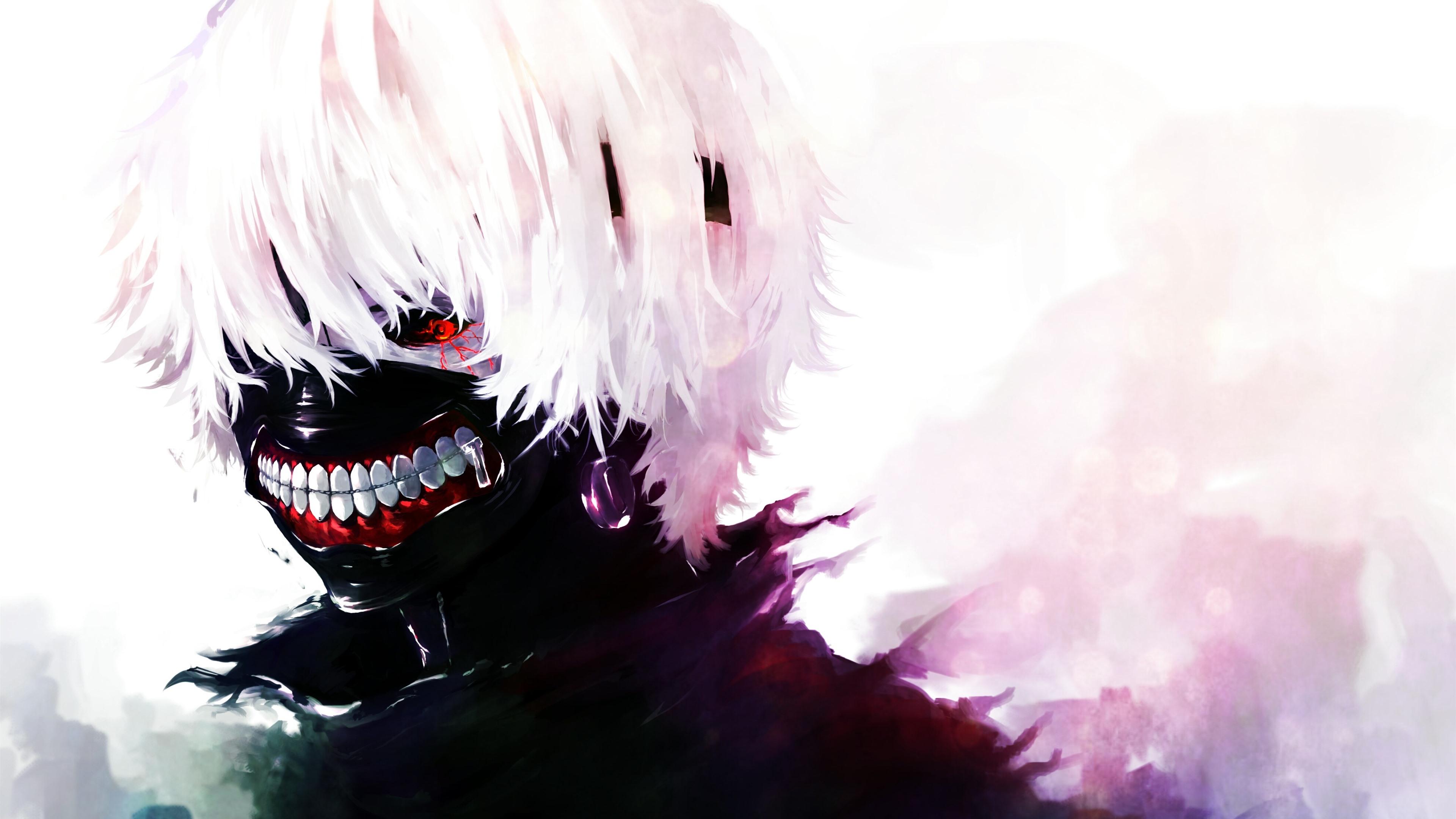 Fondos De Pantalla Tokyo Ghoul Anime Clásico 3840x2160 Uhd