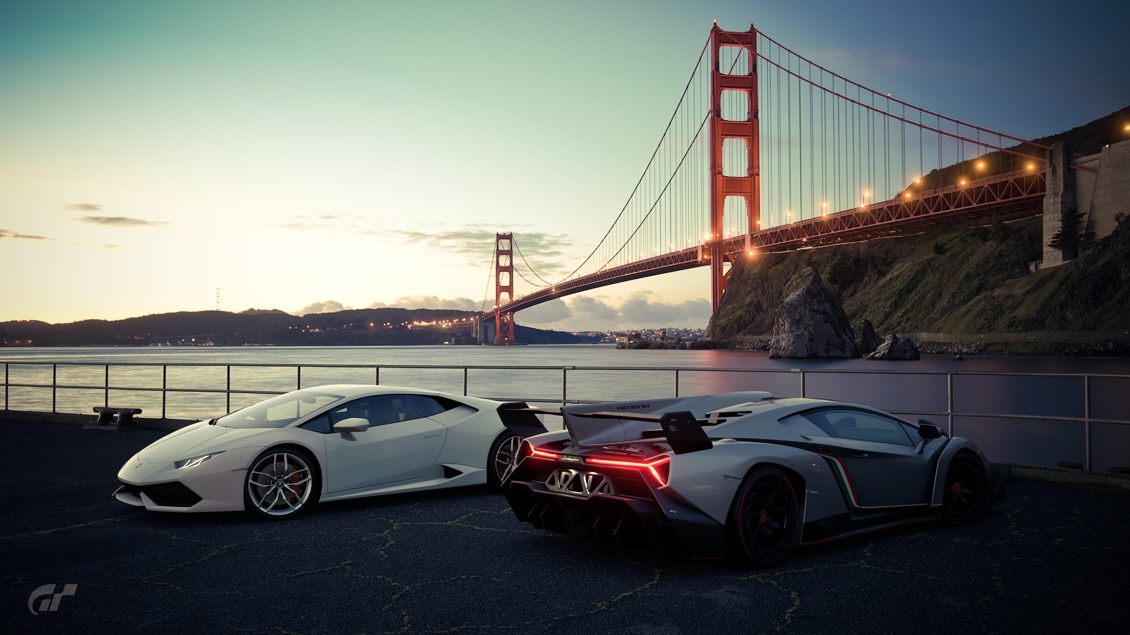 Lamborghini San Francisco >> Wallpaper White And Silver Lamborghini Luxury Sport Cars