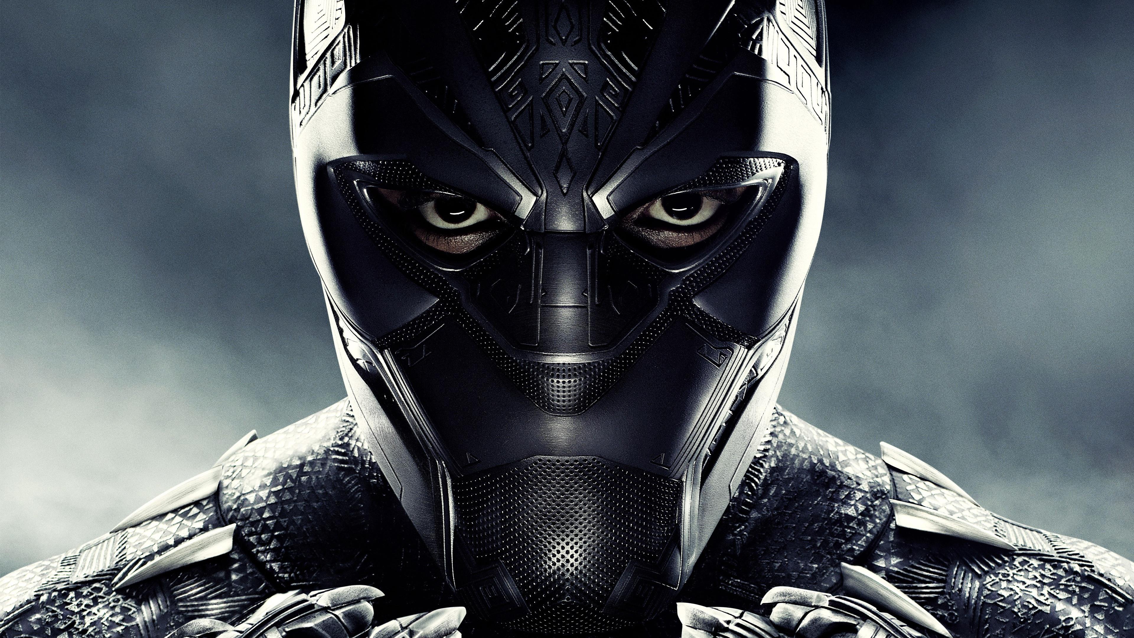 Fondos 4k Hd De Panteras Negras: Fondos De Pantalla Pantera Negra, Máscara, Superhéroe