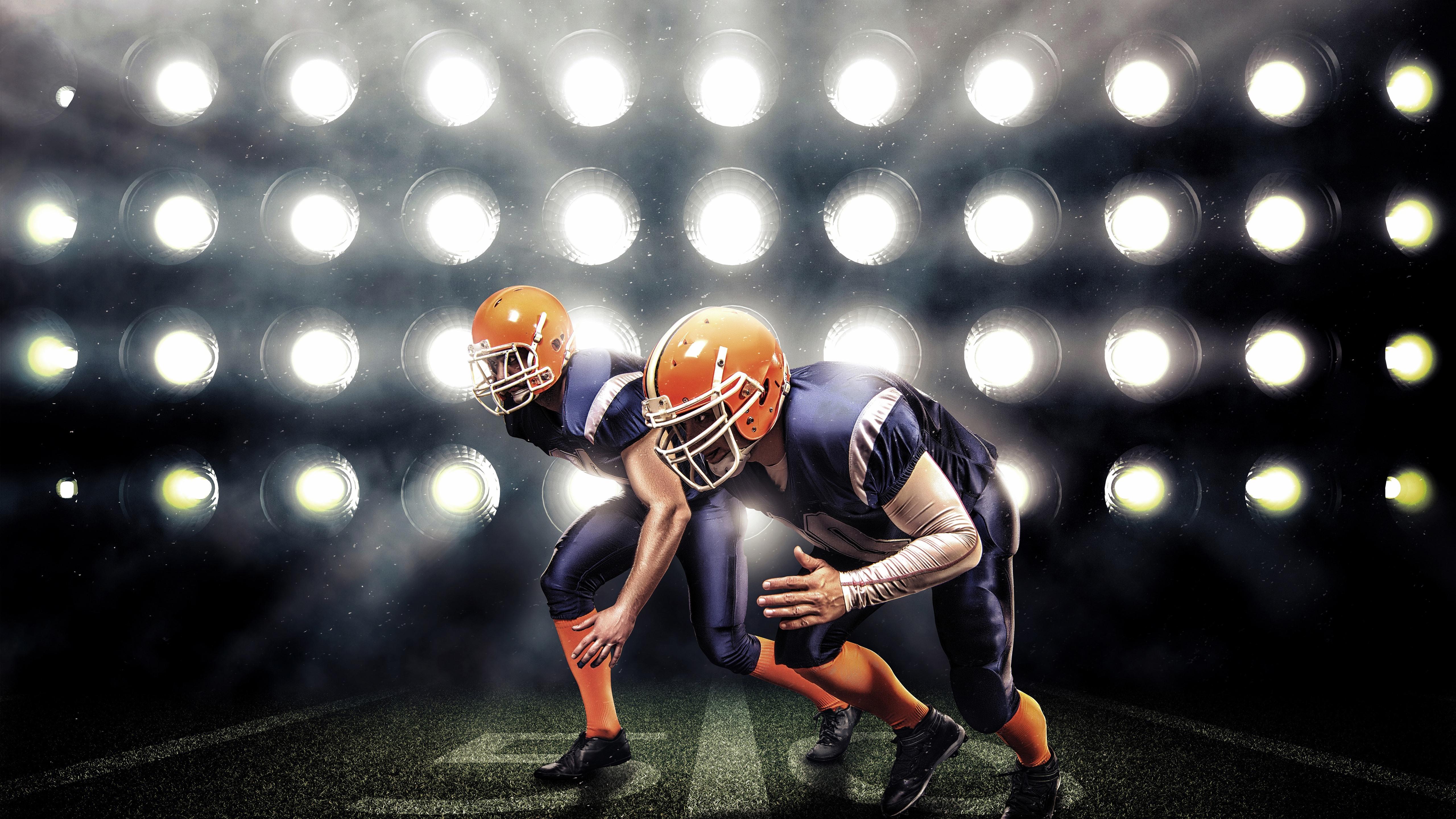 壁紙 アメリカンフットボール アスリート 帽子 スポーツ 51x Uhd 5k 無料のデスクトップの背景 画像