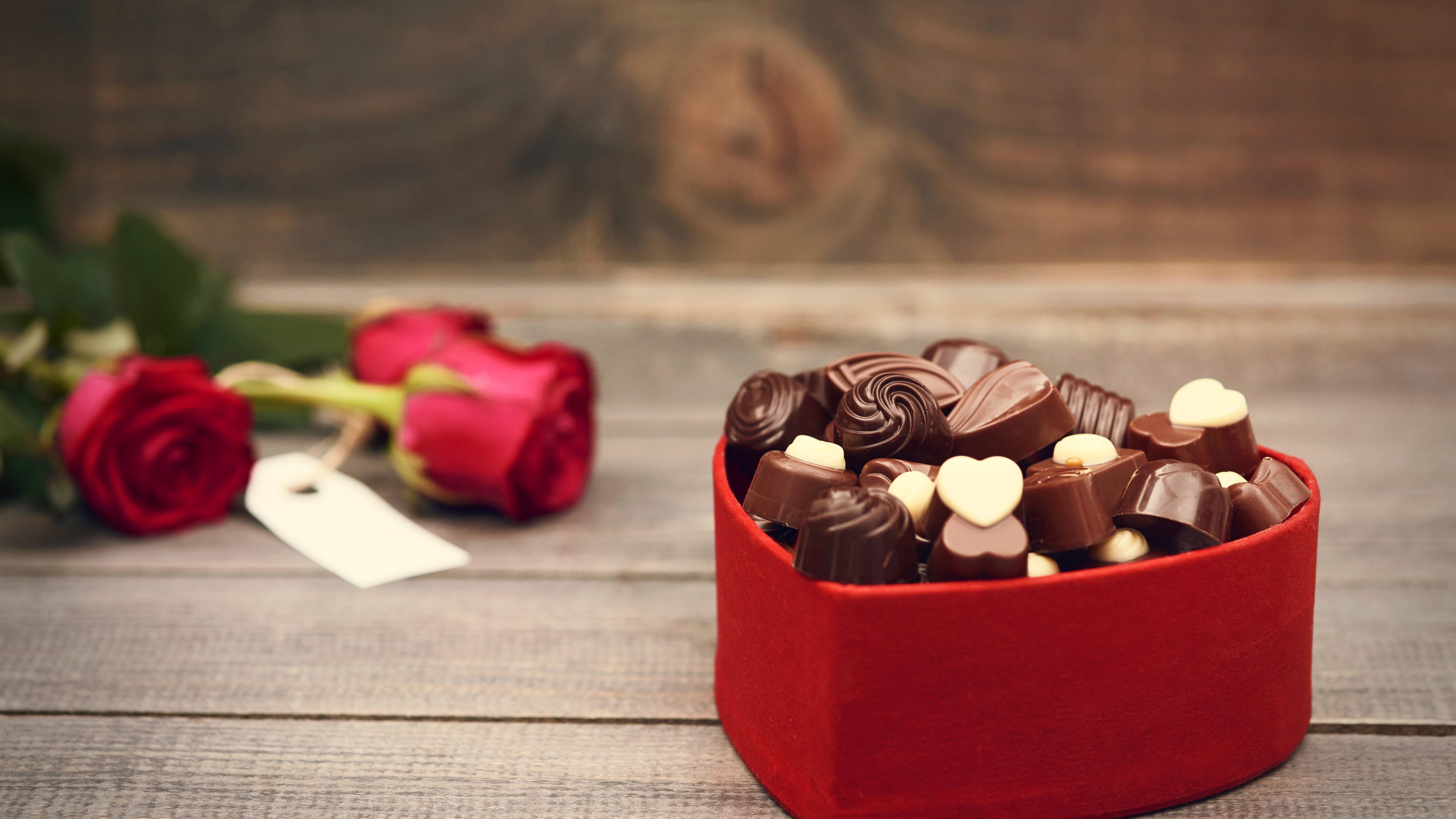 Открытки днем, коробка конфет картинки красивые