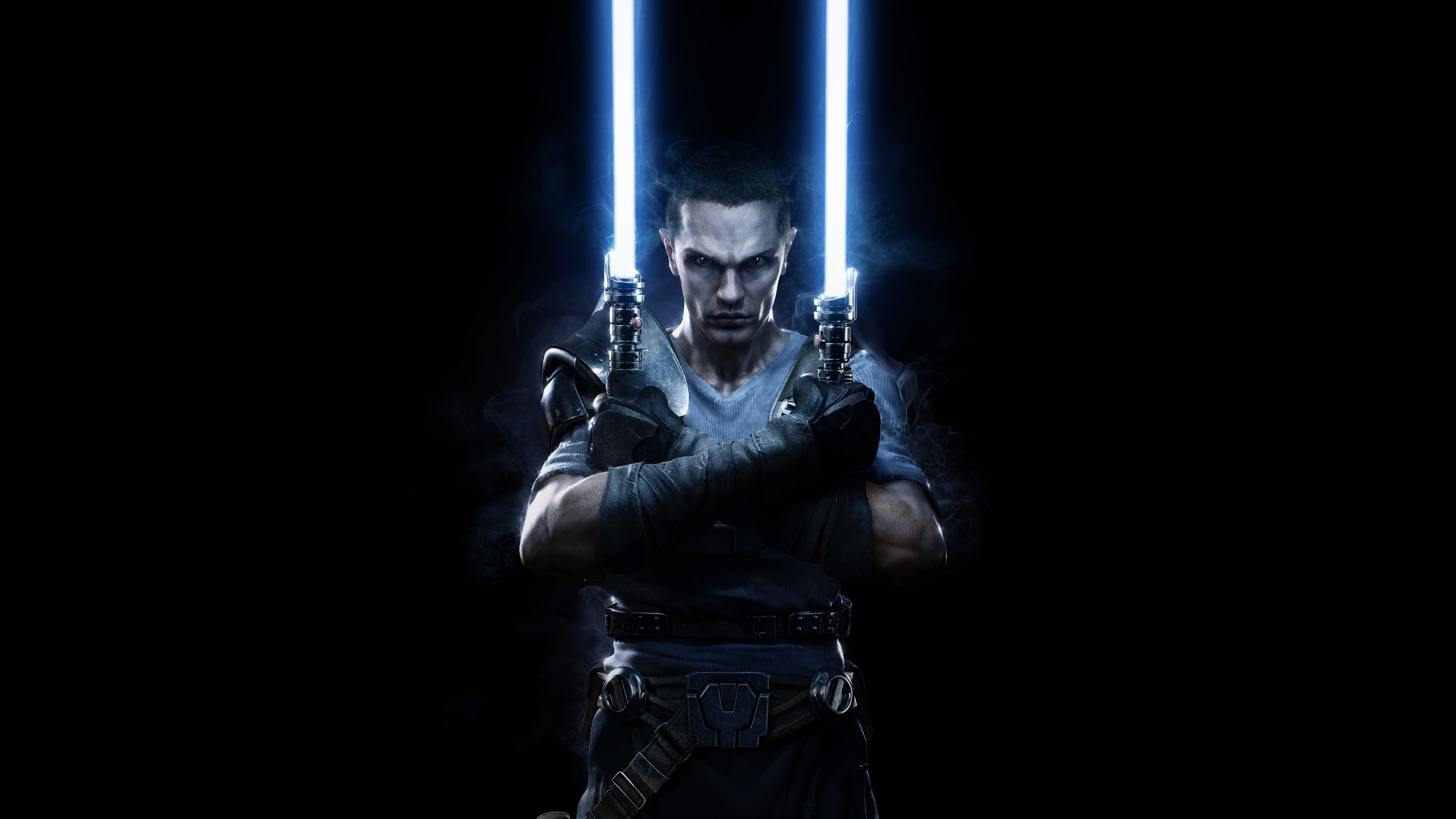 Wallpaper Star Wars The Force Unleashed 2 5120x2880 Uhd 5k Picture Image