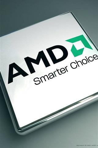 iPhone 배경 화면 AMD