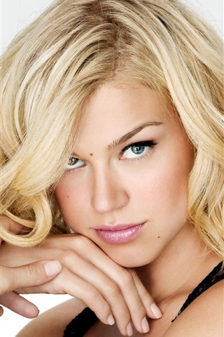 iPhone Wallpaper Adrianne Palicki 03