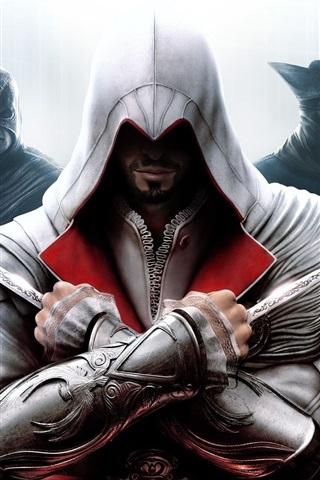 iPhone Wallpaper Assassin Creed: Brotherhood