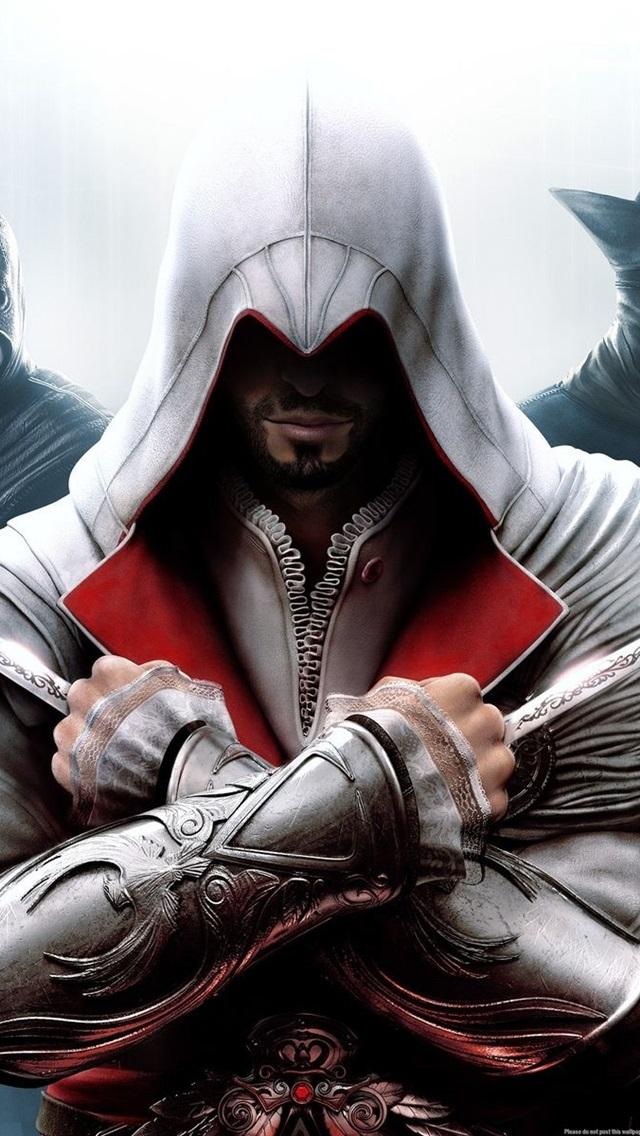 Assassin Creed Brotherhood 640x1136 Iphone 55s5cse