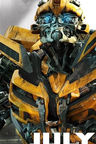 iPhone Hintergrundbilder In Bumblebee Transformers 3