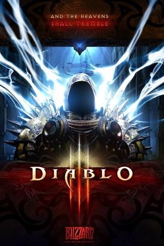 iPhone Papéis de Parede Diablo III