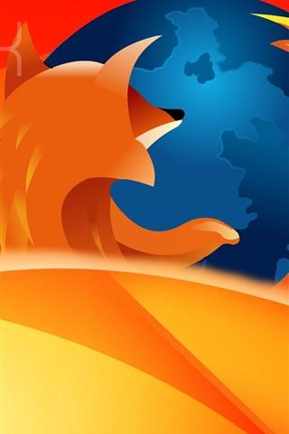 iPhone Papéis de Parede Firefox HD