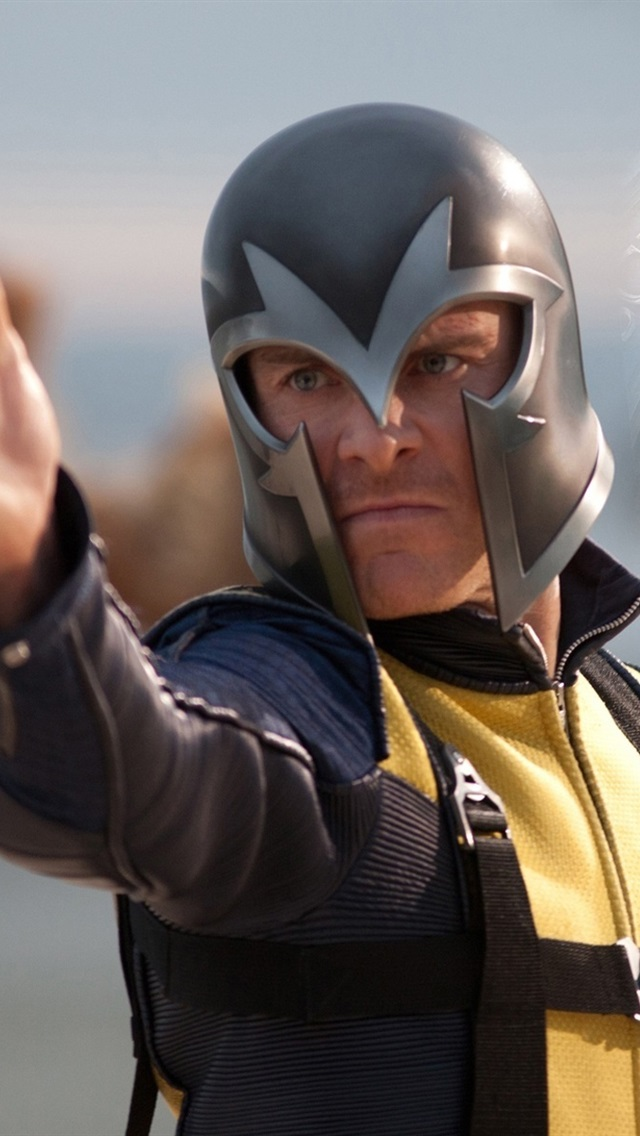 Magneto In X Men First Class 640x1136 Iphone 5 5s 5c Se