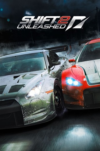 iPhone Papéis de Parede Need For Speed: Shift 2 Unleashed