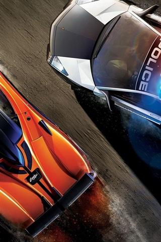 iPhone Papéis de Parede Need for Speed: Hot Pursuit