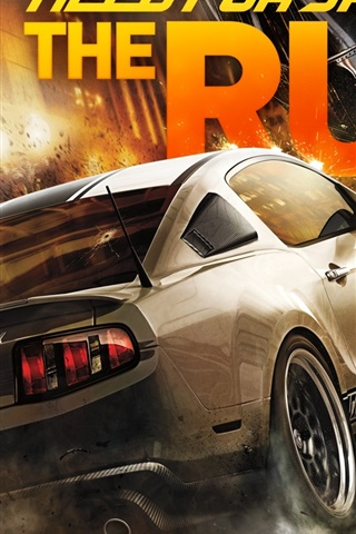 iPhone Papéis de Parede Need for Speed: The Run