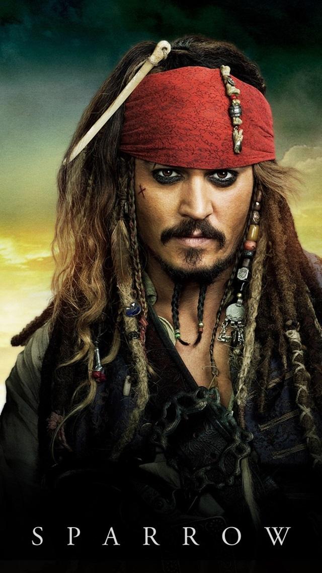 Fondos De Pantalla Piratas Del Caribe 4 Capitán Jack Sparrow