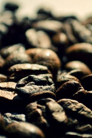 iPhone 배경 화면 커피의 세계