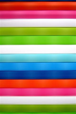 iPhone Wallpaper Colorful fabrics