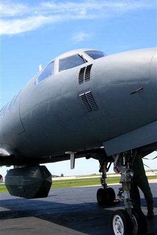 iPhone Wallpaper Guard plane