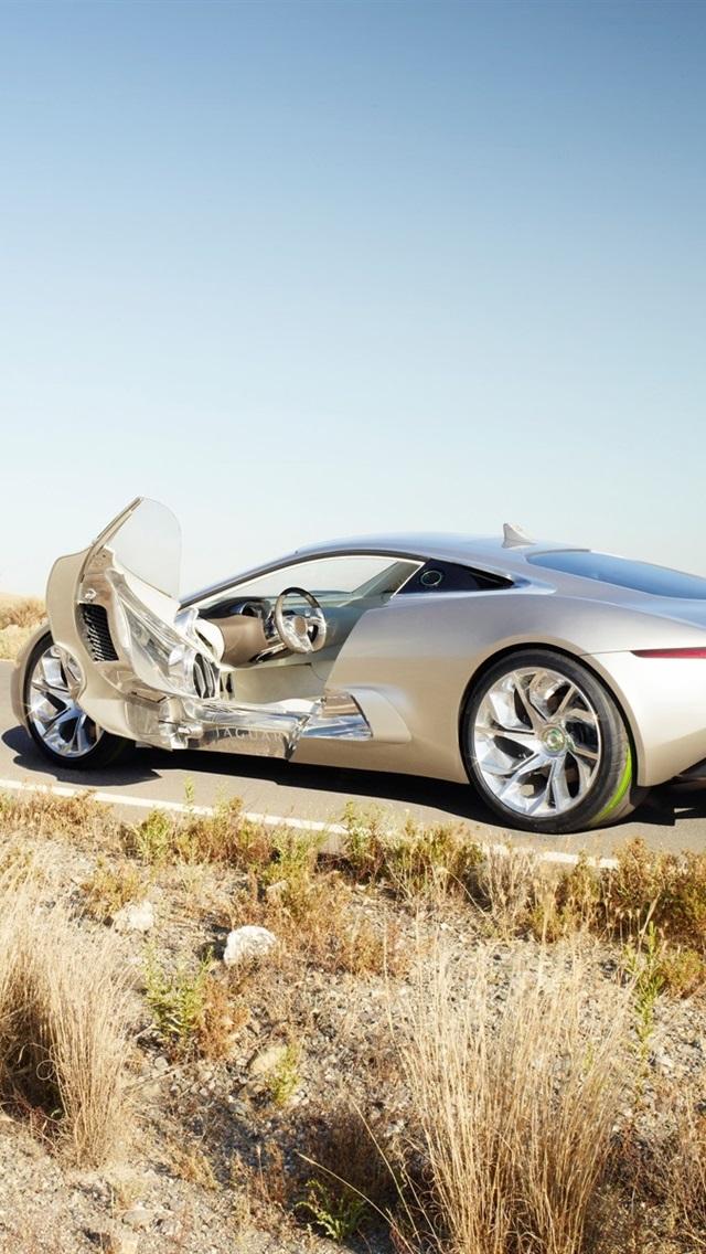 Fondos De Pantalla Jaguar C X75 Concepto 2010 1920x1200 Hd