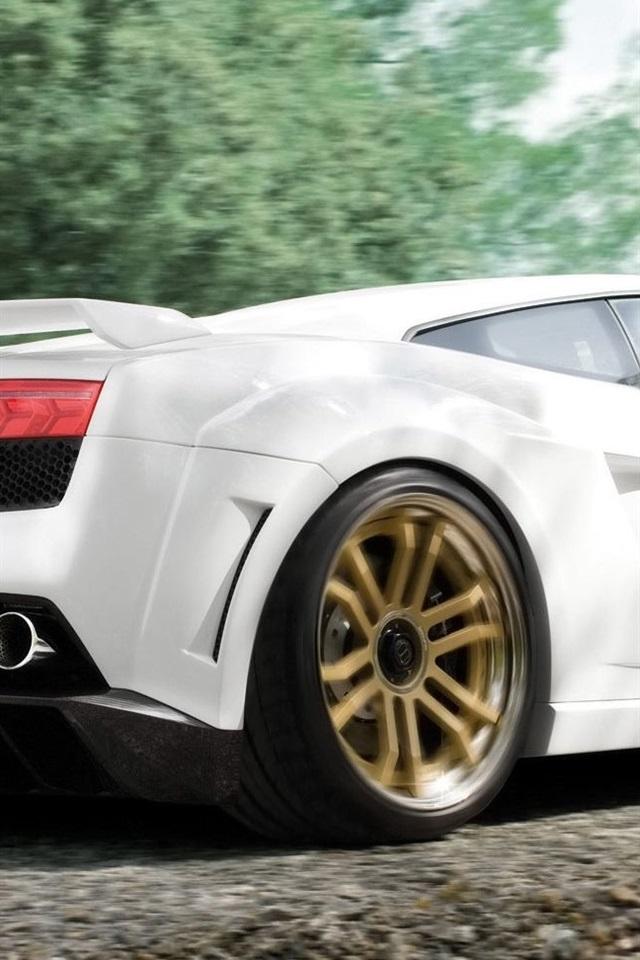 IMSA GTV Lamborghini Gallardo LP × الكاتب lamper jack