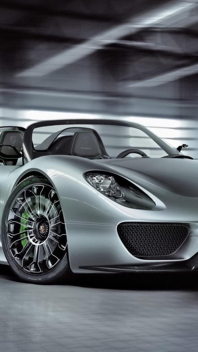 Porsche 918 Spyder 640x1136 Iphone 5 5s 5c Se Wallpaper Background
