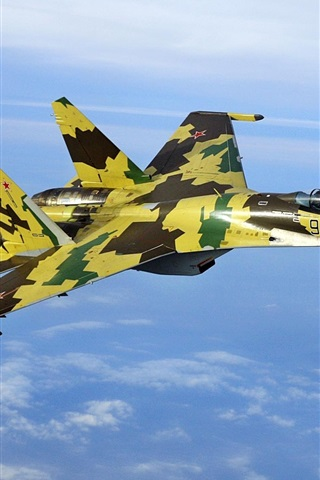 iPhone 배경 화면 러시아어 군사 비행기
