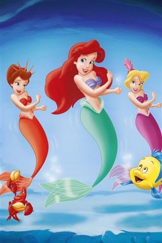 iPhone Wallpaper The seven sea fairy