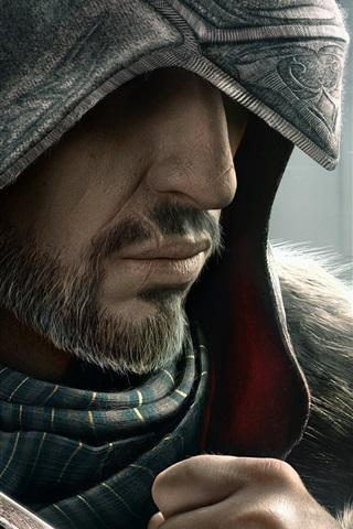 iPhone Wallpaper Assassin's Creed: Revelations