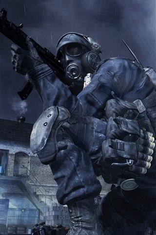 iPhone 배경 화면 듀티 콜 오브 : 현대 전쟁 3 HD