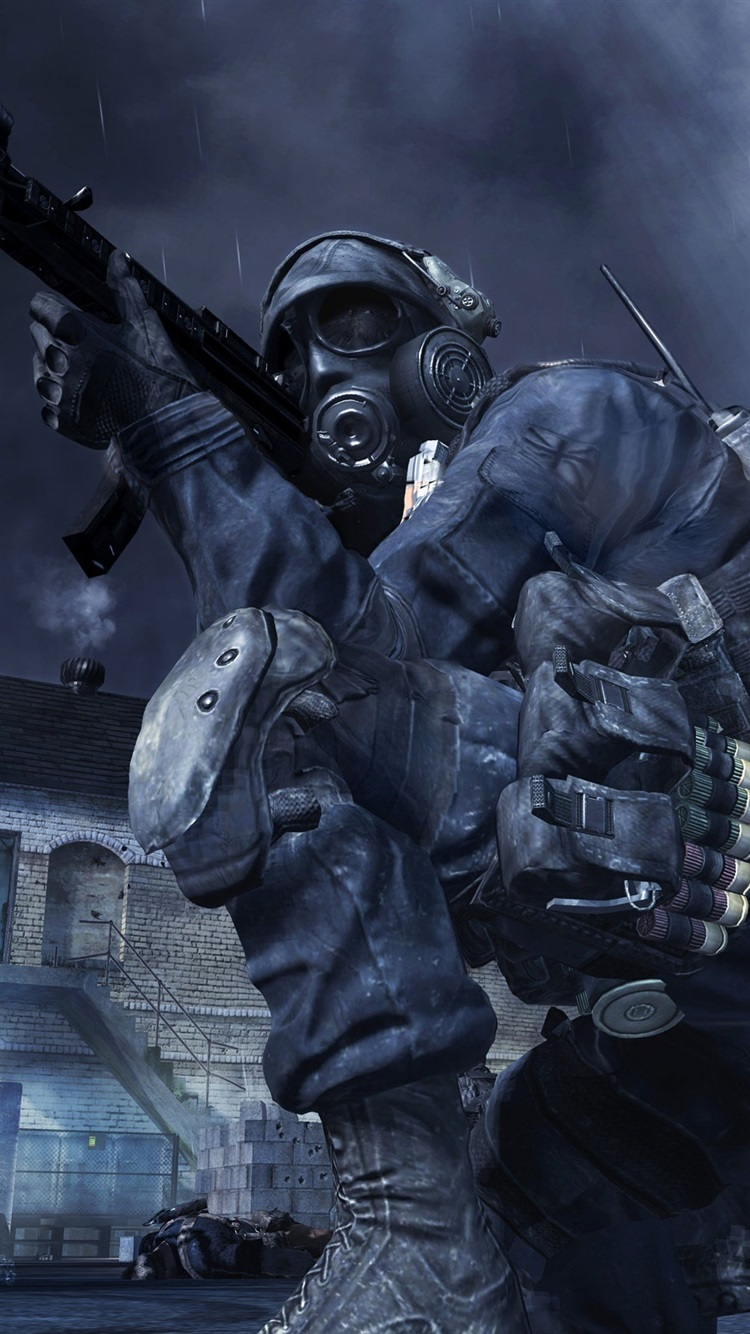 Call Of Duty Modern Warfare 3 Hd 750x1334 Iphone 8 7 6 6s