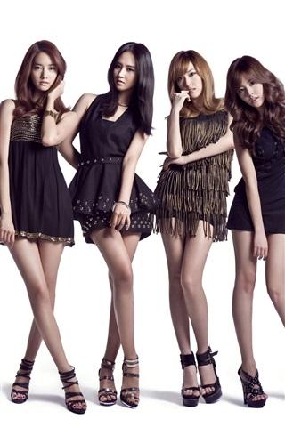 iPhone Papéis de Parede Girls Generation 18
