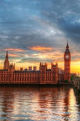 iPhone 배경 화면 런던 영국