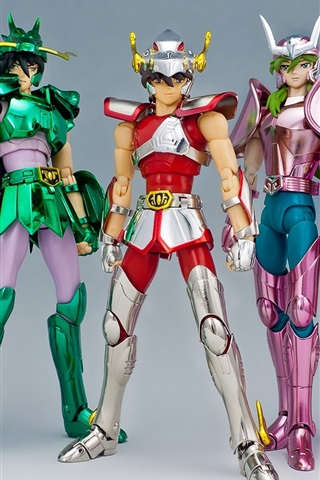 iPhone Wallpaper Saint Seiya