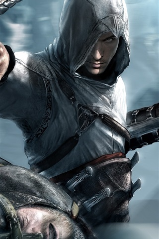 iPhone Wallpaper Assassin's Creed