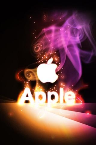 iPhone Papéis de Parede Cores de maçã fantástica
