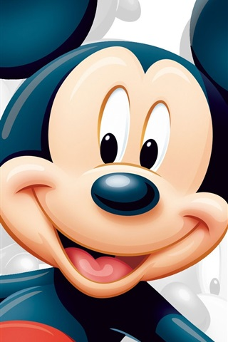 iPhone Wallpaper Disney Star Mickey Mouse