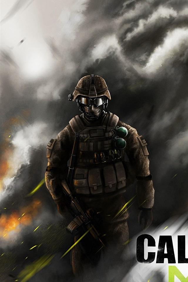 Wallpaper Pc Game Call Of Duty Modern Warfare 3 1920x1440