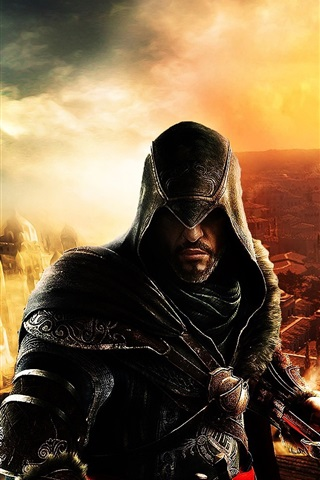 iPhone Wallpaper Action game Assassin's Creed: Revelations