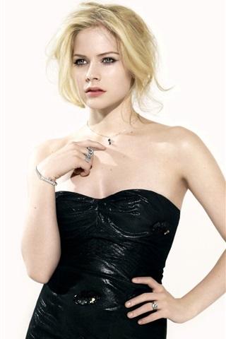 iPhone Wallpaper Avril Lavigne 12