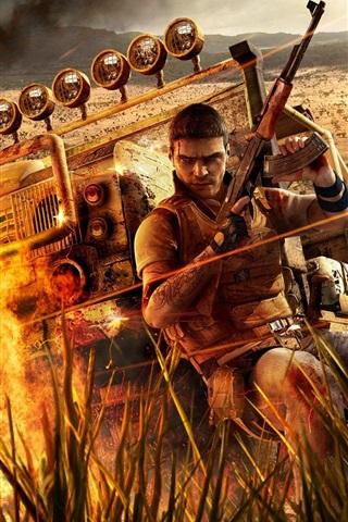 iPhone Papéis de Parede Far Cry 2 HD