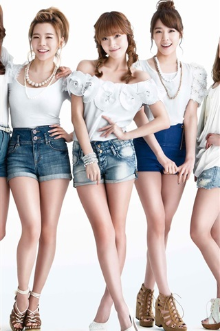 iPhone Wallpaper Girls Generation 38