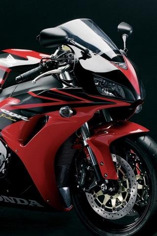 iPhone Wallpaper Honda sportbike motorcycles