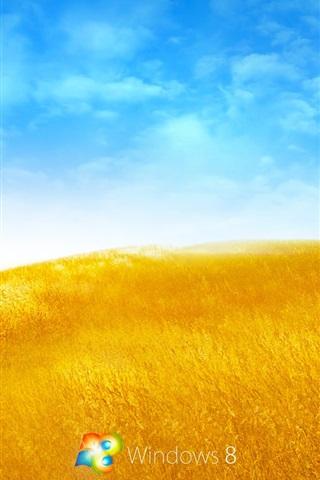 iPhone 배경 화면 윈도우 8 아름다운 풍경