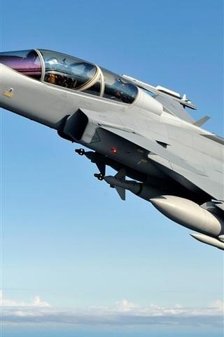 iPhone Wallpaper Aircraft altitude sky